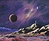 J. Lilie, Der Maler und sein Universum