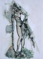 Joachim-Lilie-Erotic-motifs-Female-nudes-Modern-Age-Concrete-Art