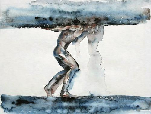 Joachim Lilie, Druck, Fantasy, Realism, Abstract Expressionism