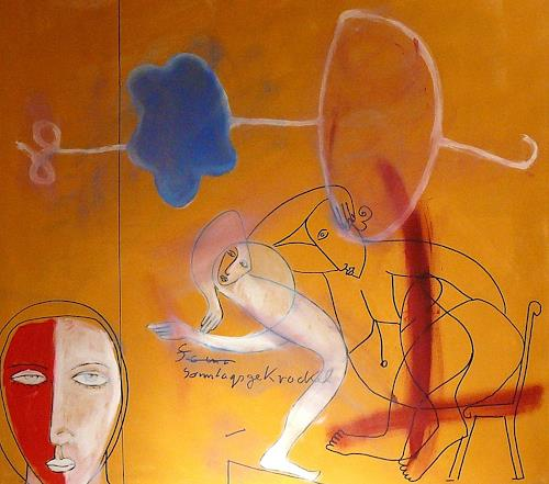 gerd Rautert, heute ists mir einerlei.:-), Leisure, Expressionism, Abstract Expressionism