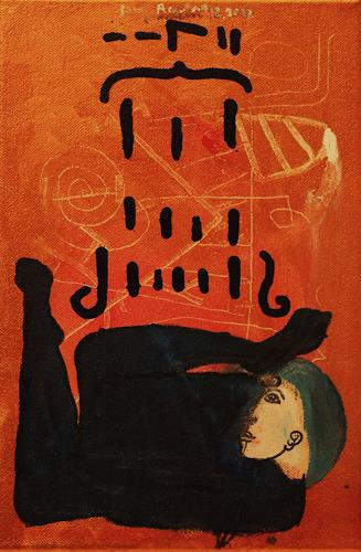 gerd Rautert, zwischen den zeilen lesen,sein., Belief, Expressionism, Abstract Expressionism