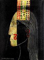 gerd-Rautert-People-Women-Modern-Age-Expressionism