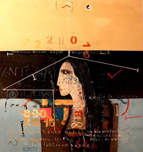 gerd Rautert, von wo ich komme, Times: Today, Expressionism, Abstract Expressionism