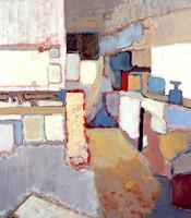 E. Gardiner, Interior Kitchen No.1