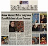 Werner Reiter, Wochenblatt 2017