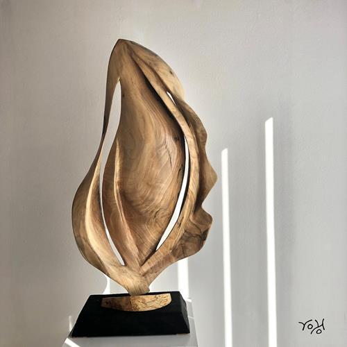Roland Köpfer, Magnolia, Plants: Flowers, Miscellaneous Erotic motifs, Contemporary Art