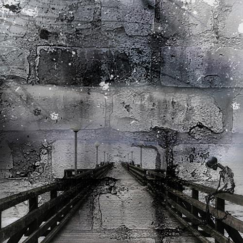 LIMITaRT-JE.Fall, Richtung Berlin, Society, Emotions: Depression, Surrealism, Abstract Expressionism