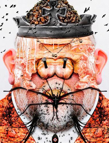 LIMITaRT-JE.Fall, Der letztnächste Kaiser sEiner NationEn bis 2013., History, Humor, Neue Sachlichkeit, Abstract Expressionism