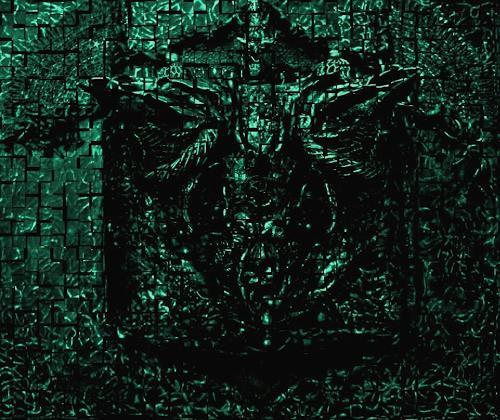 WERWIN, BLACK-BLOOD-KREATOR, Mythology, Mythology, Happening