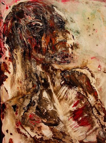 WERWIN, denn sie wissen nicht was sie mir antun, War, Contemporary Art, Abstract Expressionism