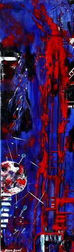 Steve Soon, briddy, Abstract art, Modern Age