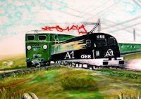 Steve-Soon-Traffic-Railway-Modern-Times-Realism