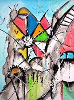 Steve-Soon-Abstract-art-Modern-Age-Expressionism-Abstract-Expressionism