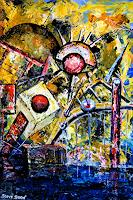 Steve-Soon-Abstract-art-Contemporary-Art-Neo-Expressionism