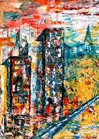 Steve-Soon-Buildings-Skyscrapers-Modern-Age-Expressionism