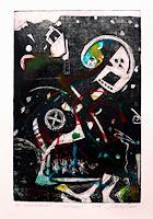 Steve-Soon-Burlesque-Modern-Age-Abstract-Art-Radical-Painting