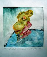Steve-Soon-Erotic-motifs-Female-nudes-Modern-Times-Realism