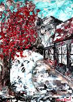Steve-Soon-Landscapes-Winter-Modern-Age-Expressionism-Neo-Expressionism
