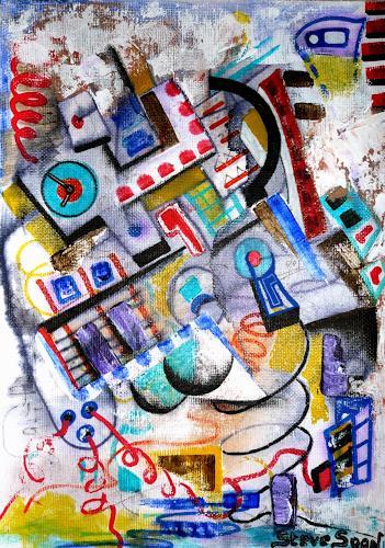 Steve Soon, electronX, Technology, Radical Painting
