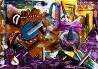 Steve-Soon-Fantasy-Modern-Age-Expressionism-Abstract-Expressionism
