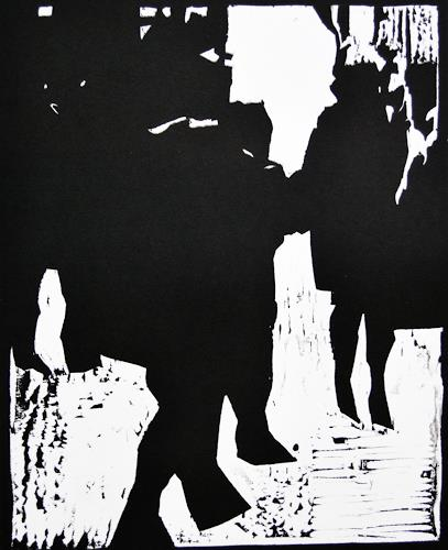 Ulrich Hollmann, ohne Titel, People, People: Group, Neo-Expressionism