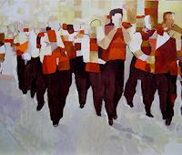 Ulrich-Hollmann-People-Group-Movement-Contemporary-Art-Contemporary-Art