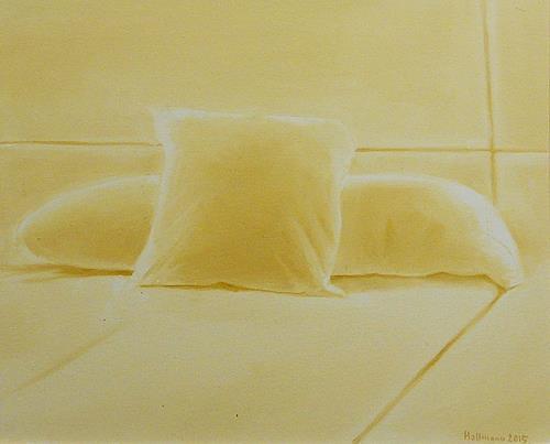 Ulrich Hollmann, Hommage a G.G., Still life, Interiors, Contemporary Art, Expressionism