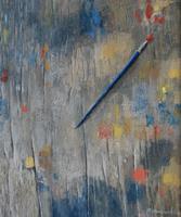 Ulrich Hollmann, La peinture