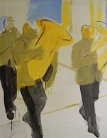 Ulrich-Hollmann-Music-Musicians-People-Group-Contemporary-Art-Contemporary-Art