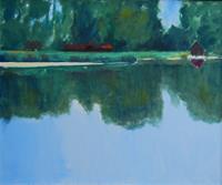 Ulrich-Hollmann-Landscapes-Summer-Landscapes-Sea-Ocean-Contemporary-Art-Contemporary-Art