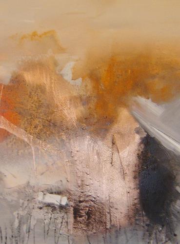 Michael Maderthaner, abstarkte Landschaft, Abstract art, Landscapes: Plains, Contemporary Art, Expressionism