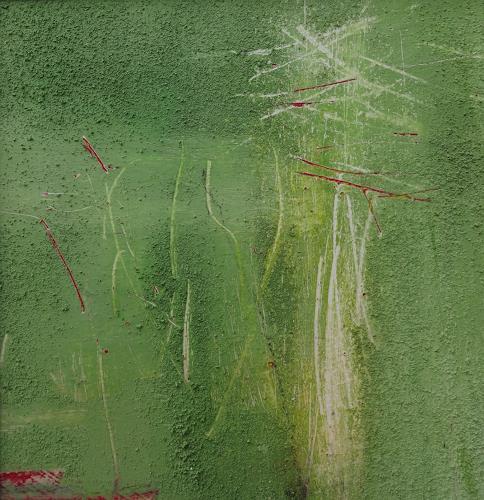 Michael Maderthaner, Linien und Formen, Landscapes: Spring, Abstract art, Contemporary Art
