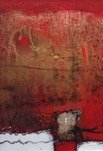 Michael Maderthaner, ohne Titel, Abstract art, Architecture, Contemporary Art, Expressionism