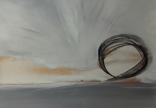 Michael Maderthaner, ohne Titel, Movement, Miscellaneous Landscapes, Contemporary Art, Abstract Expressionism