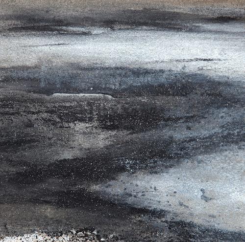 Michael Maderthaner, gliezerndes Schwarzwasser, Miscellaneous Landscapes, Miscellaneous Landscapes, Contemporary Art