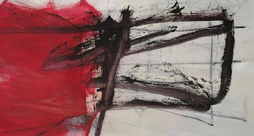 Michael Maderthaner, Illusionen Verbindungen, Abstract art, Abstract art, Non-Objectivism [Informel]