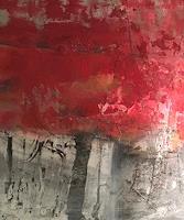 M. Maderthaner, Illusionen rote Bäume