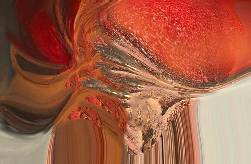 Michael Maderthaner, Zauberwelt, Abstract art, Abstract art, Contemporary Art, Expressionism