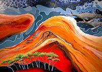 Thomas-Suske-Landscapes-Sea-Ocean-Animals-Water-Modern-Age-Naturalism
