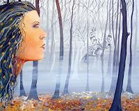 Thomas-Suske-Fantasy-Nature-Wood-Modern-Age-Avant-garde-Surrealism