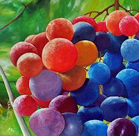 Thomas-Suske-Plants-Fruits-Decorative-Art-Modern-Age-Concrete-Art