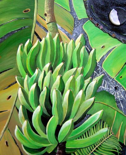 Thomas Suske, Bananen, Plants: Fruits, Meal, Naturalism
