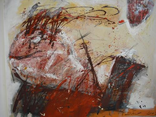 Peter Feichter, Fische isse nixe fertig!, Abstract art, Abstract Expressionism