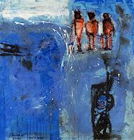 Peter Feichter, Wir sind blau