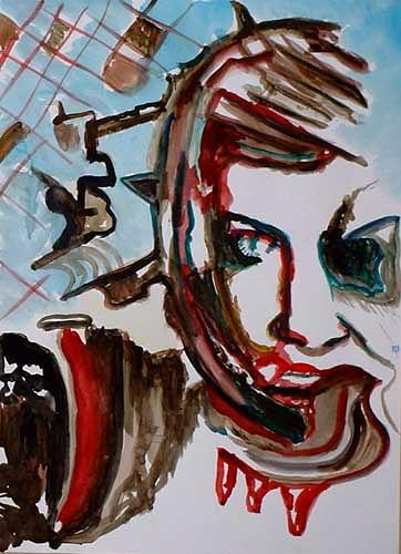 Rudolf Lehmann, Gesicht, Emotions: Pride, People: Portraits, Pluralism