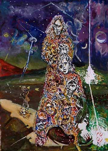 Rudolf Lehmann, Pink Floyd Pyramide, Music: Musicians, Fantasy, Pluralism