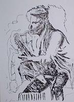 Rudolf-Lehmann-Music-Musicians-Music-Instruments-Contemporary-Art-Pluralism