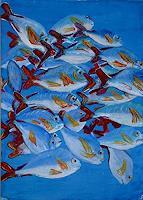 Rudolf-Lehmann-Nature-Water-Animals-Water-Contemporary-Art-Pluralism