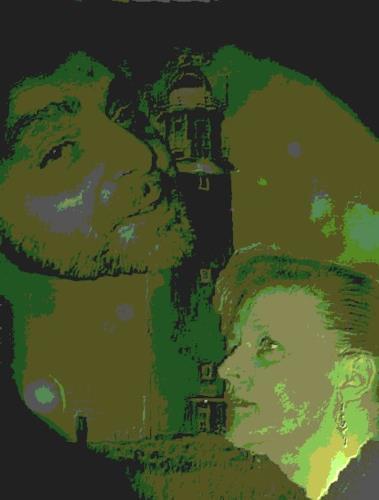Rudolf Lehmann, Der Leuchtturm, Emotions: Safety, Emotions: Love, Contemporary Art