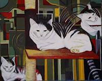 Rudolf-Lehmann-Mythology-Miscellaneous-Emotions-Contemporary-Art-Neo-Expressionism